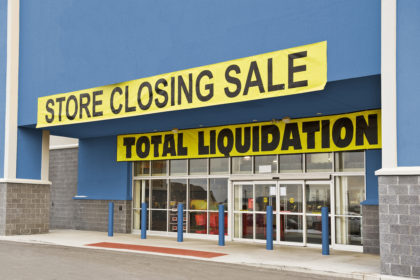Closing Retail Store